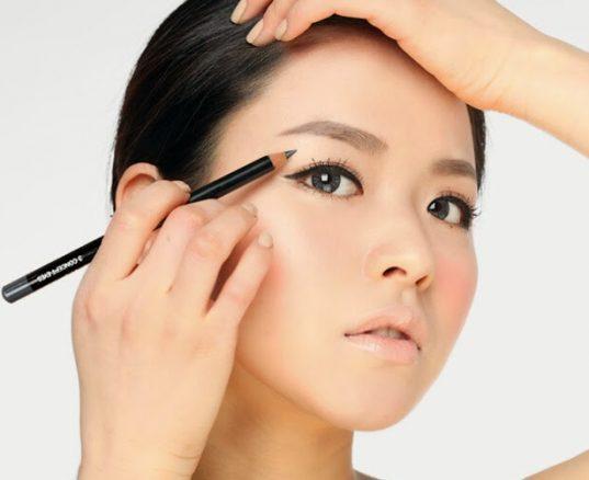 como maquillarse una oriental