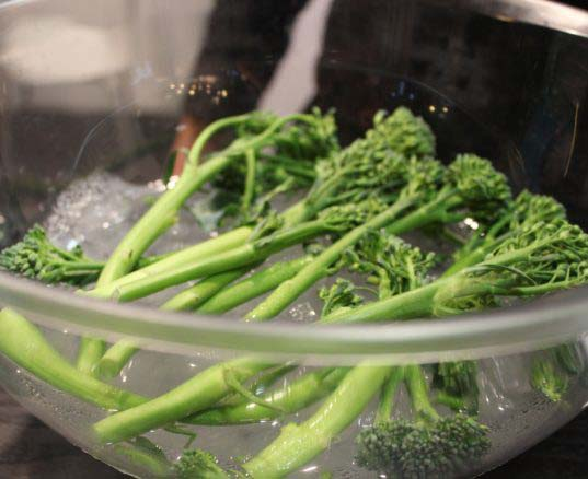 Se llama Bimi, el súper brócoli