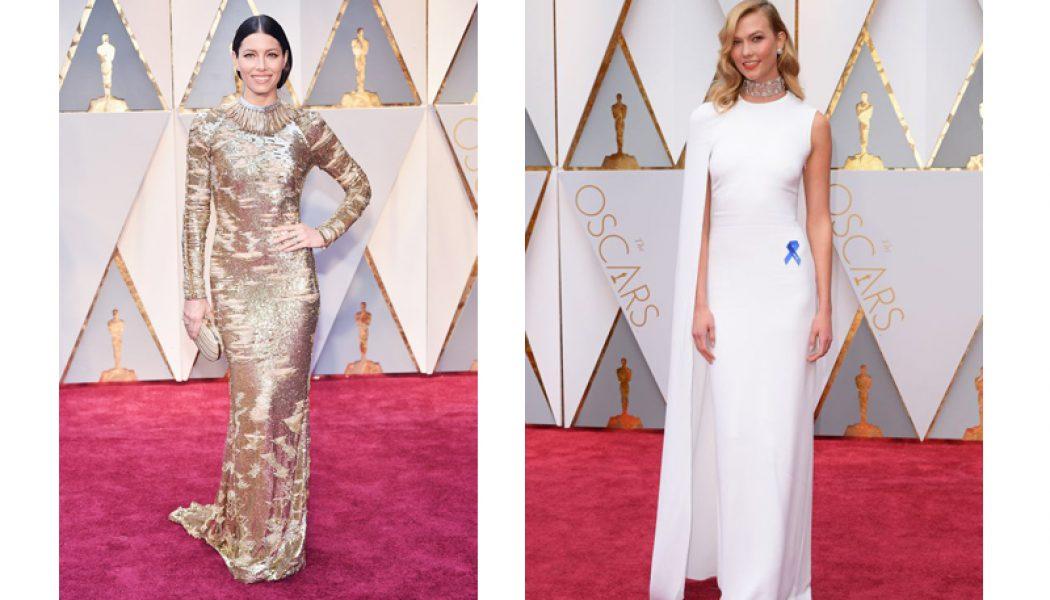 Las mejor vestidas de los Oscars 2017
