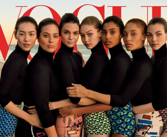 La portada más reivindicativa de Vogue USA
