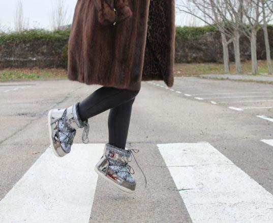 Las botas estilo Star Wars conquistan la calle