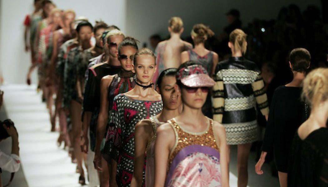 Custo desfila, por primera vez, en la semana de la moda de Madrid