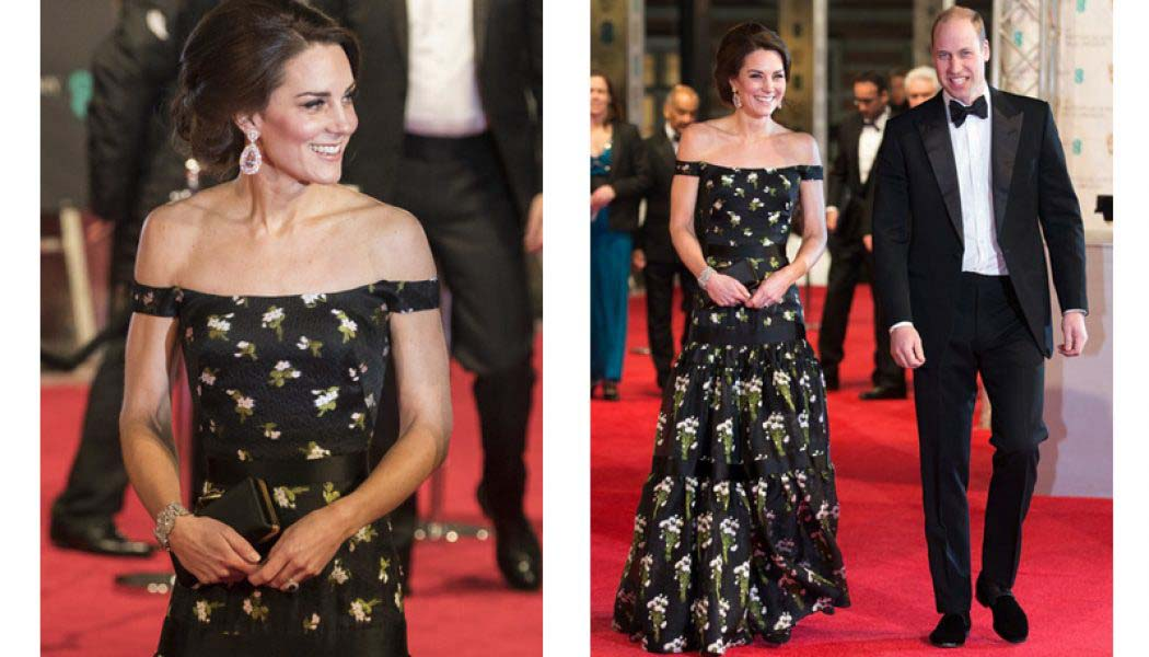 Los mejores looks de los Premios BAFTA 2017