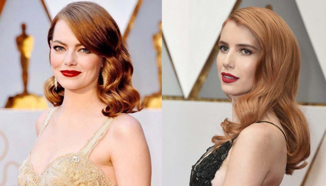 Los peinados más espectaculares: Oscar 2017