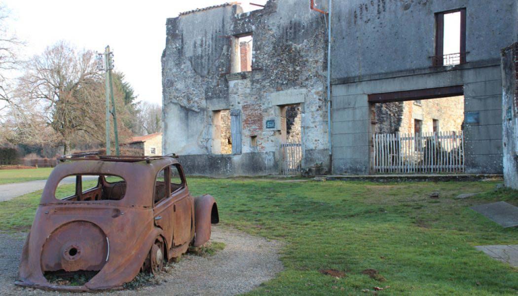 Los horrores de la guerra: Oradour Sur Glane, el pueblo mártir
