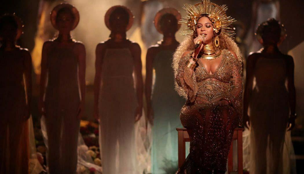 Beyoncé, una auténtica diosa en los Grammy 2017