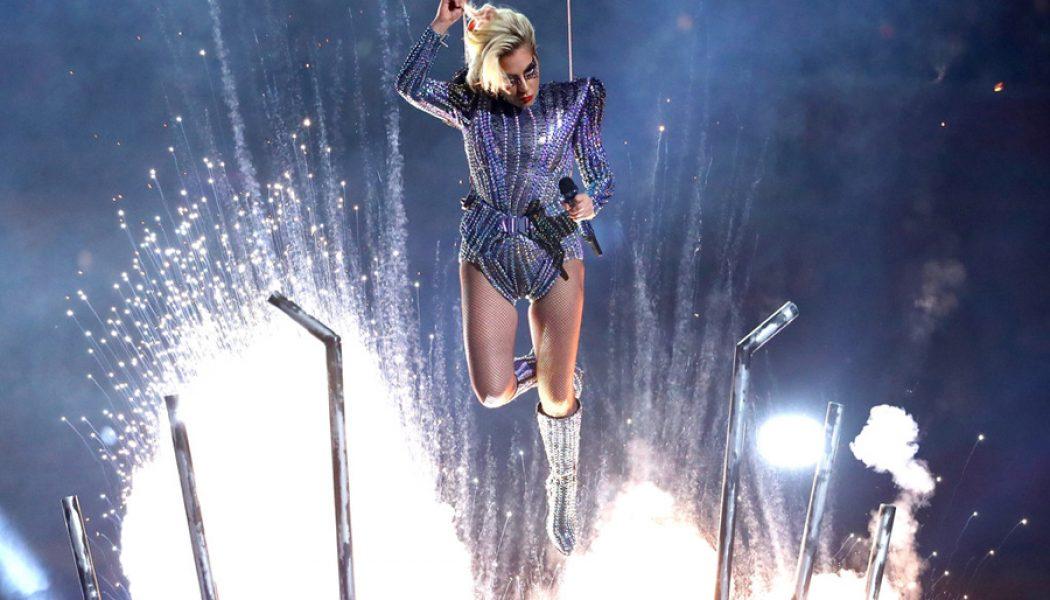 Lady Gaga brilla en la actuación más cara de la historia de la Super Bowl