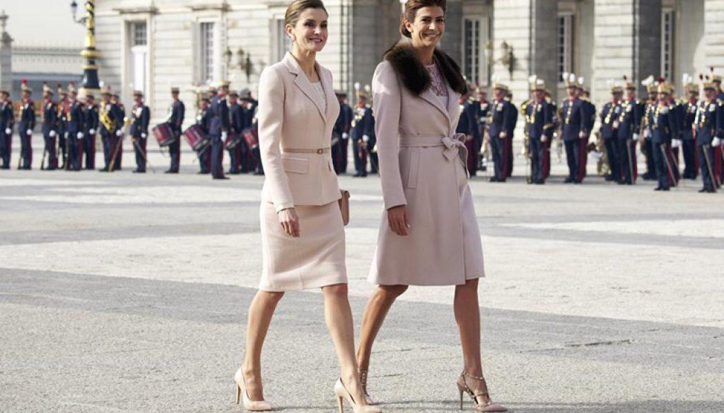 Duelo de damas: Letizia vs Juliana
