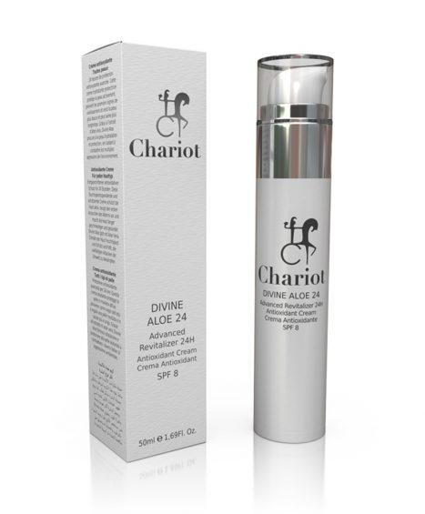 Chariot Cosmetics Divine Aloe 24