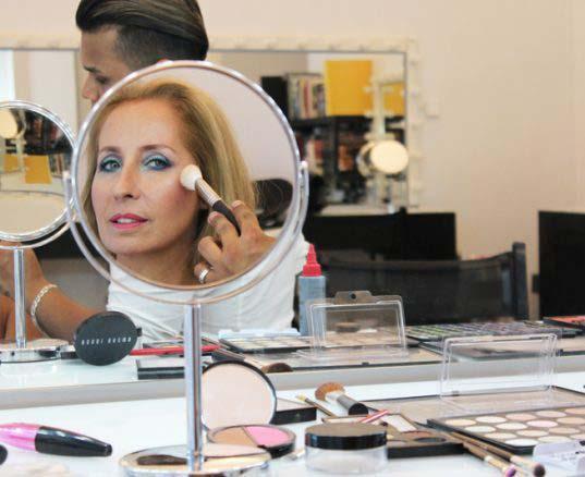 esther palma comunicacion escuela de maquillaje