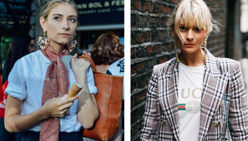 Tamaño XXL: los pendientes de moda