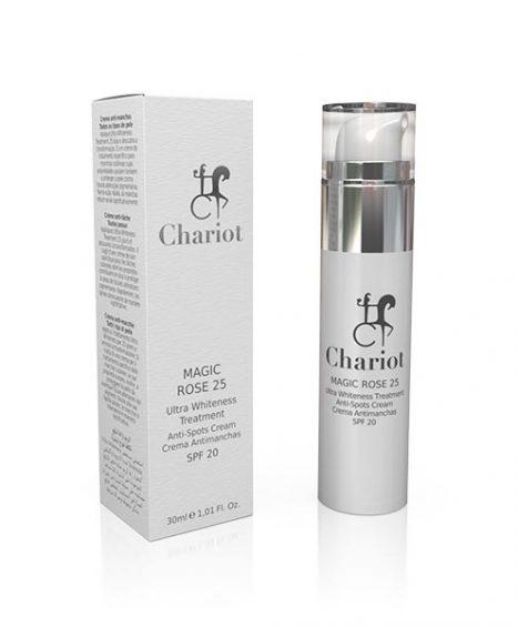Chariot Cosmetics Magic Rose 25