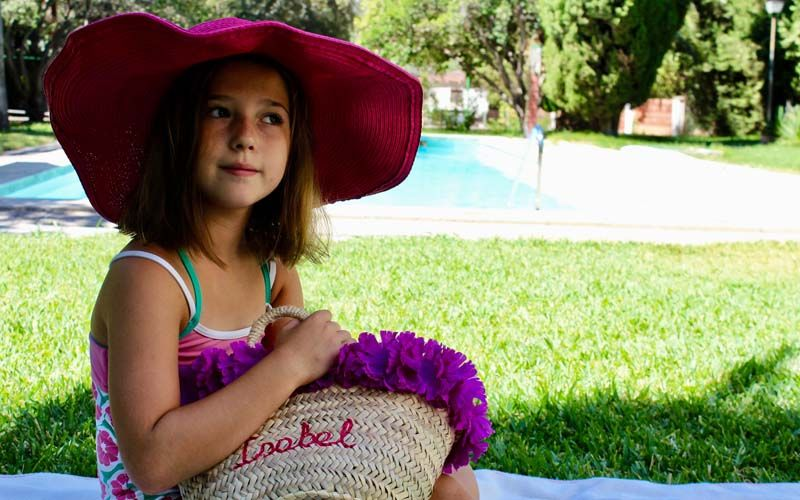 proteger piel niños sol verano