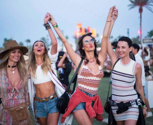 Las 7 tendencias que han impactado en Coachella 2017