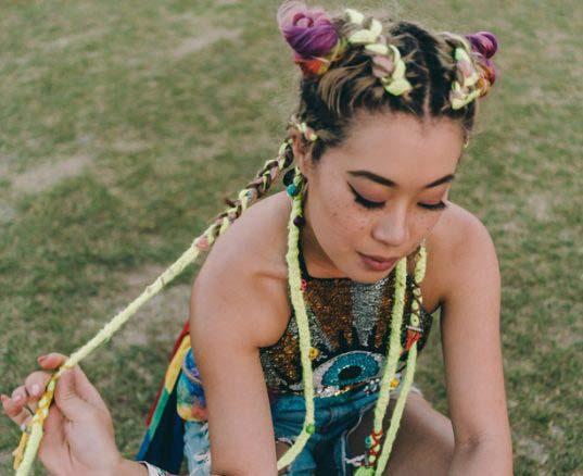 Las 5 trenzas que arrasarán en Coachella 2017