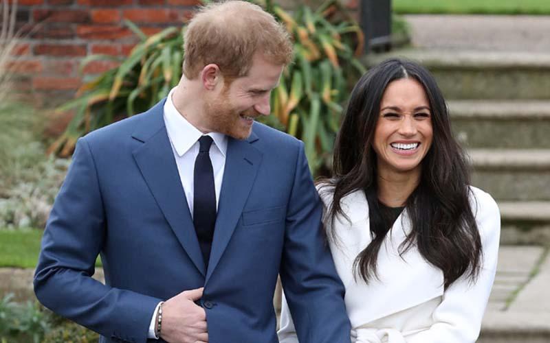 Anuncio de compromiso entre Meghan Markle y el príncipe Harry