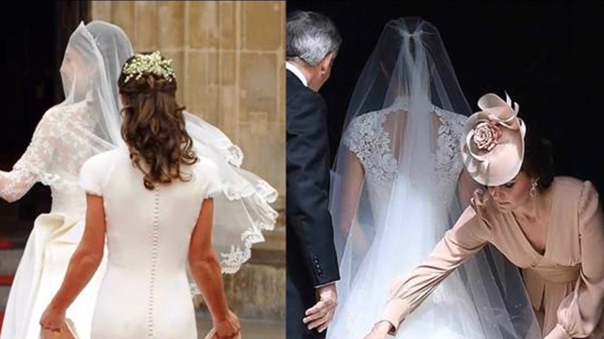 Pippa Middleton vestido novia