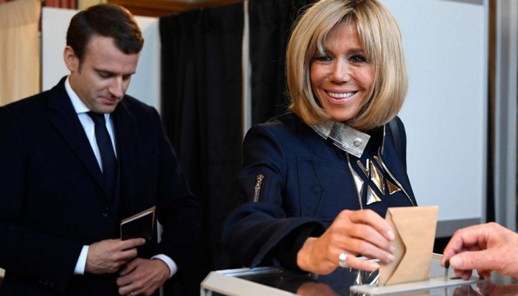 esther palma comunicacion brigitte macron primera dama eliseo francia