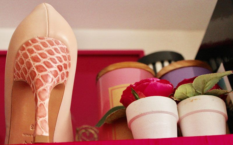 esther palma comunicacion mujeres zapatos historia