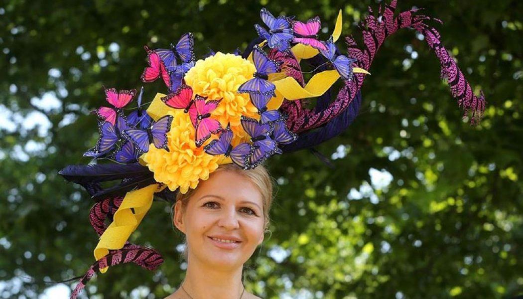 Ascot 2017 sombreros