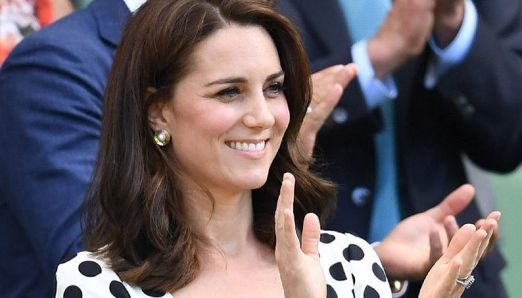 Kate Middleton nuevo look