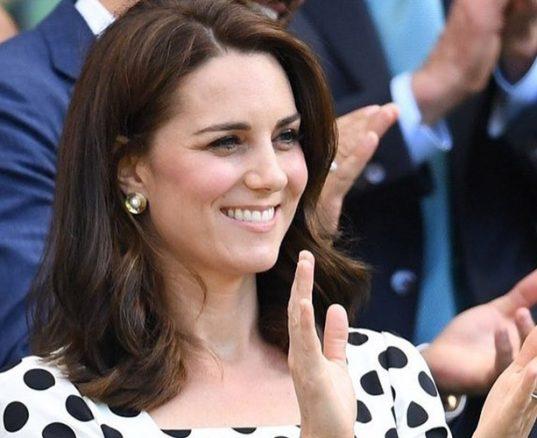 Kate Middleton nuevo look