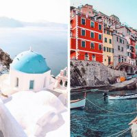 destinos Top instagram