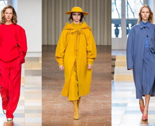 los colores moda