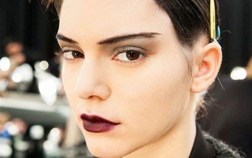 labios oscuros tendencia