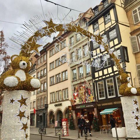 Capital de la Navidad: Estrasburgo