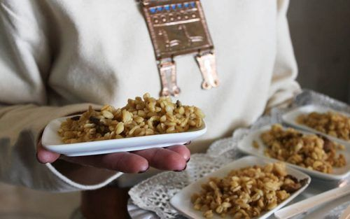 tendencias gastronomicas trigo con boletus