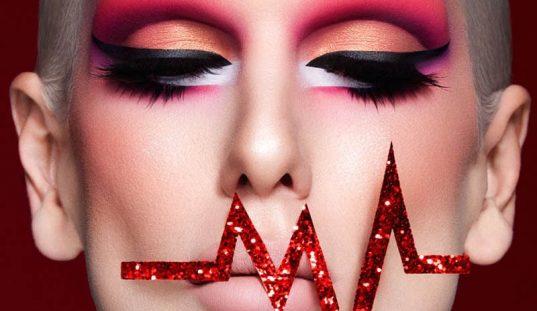 Jeffree Star Cosmetics maquillaje