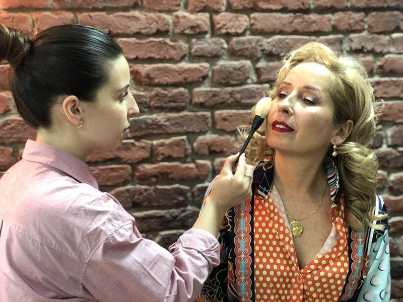maquillaje en verano base