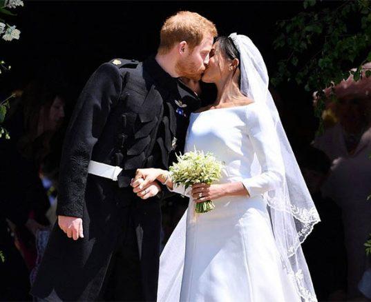meghan markle y harry boda