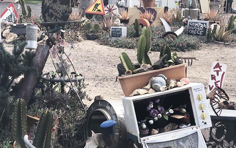 reciclando objetos