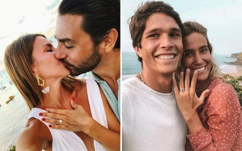la boda de las influencers