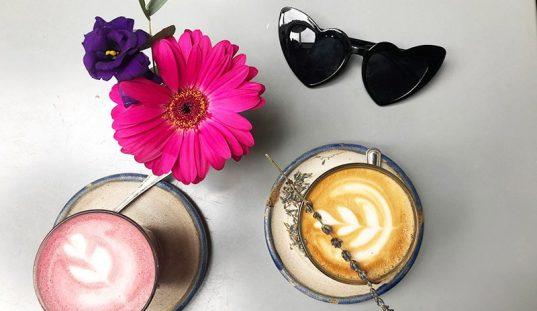 cafeterías de londres instagram