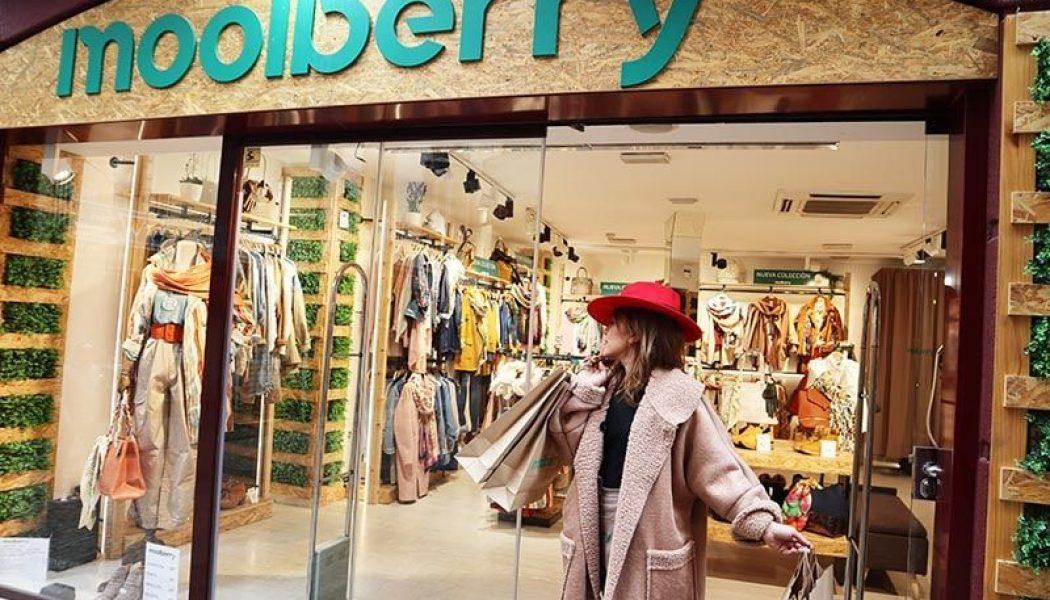moolberry franquicia moda sostenible